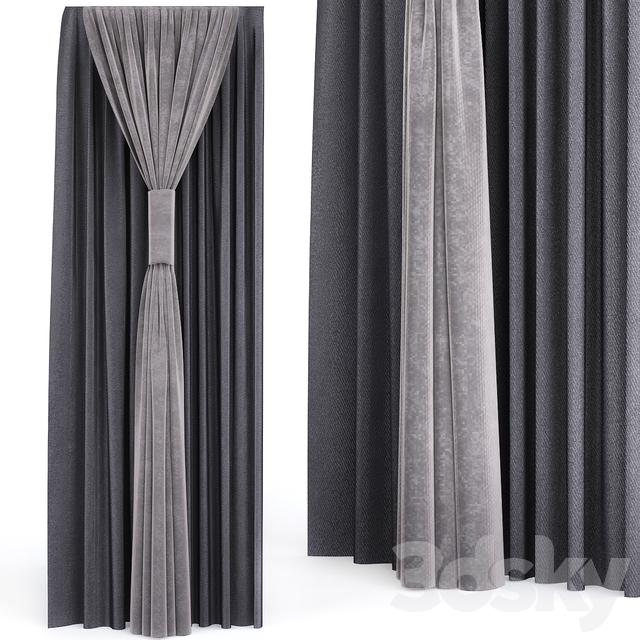 Curtains Premium №6