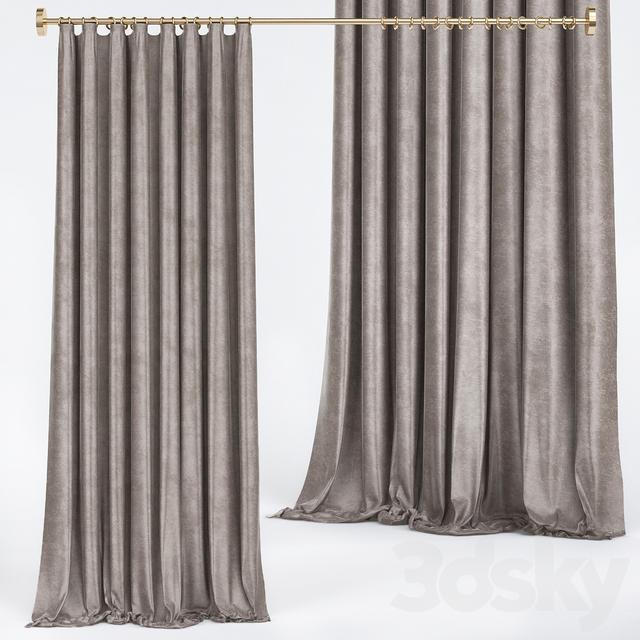 Curtains Premium №9