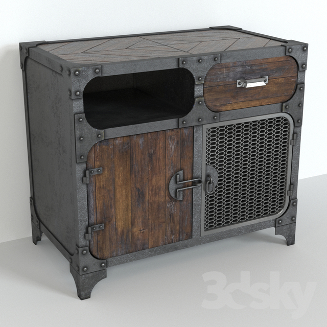 Loft cabinet