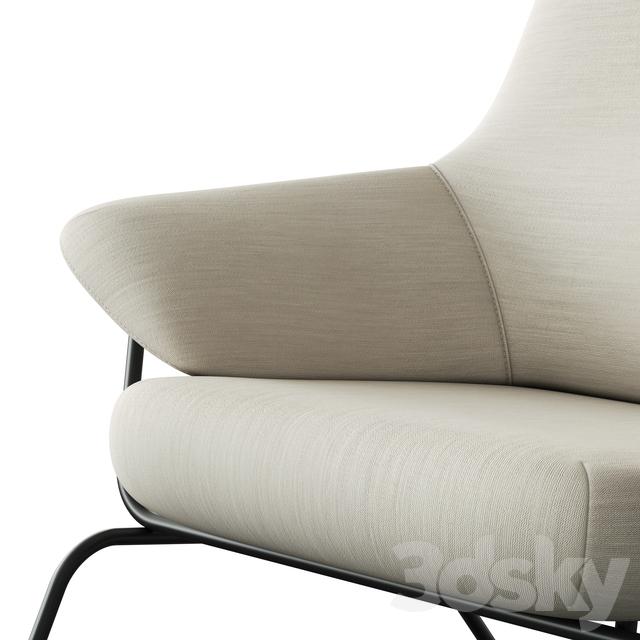 Remarkable 3D Models Arm Chair Hem Hai Chair White Machost Co Dining Chair Design Ideas Machostcouk
