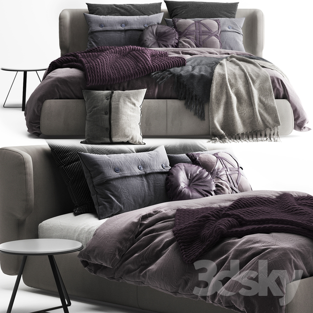 Ditre Italia Claire bed