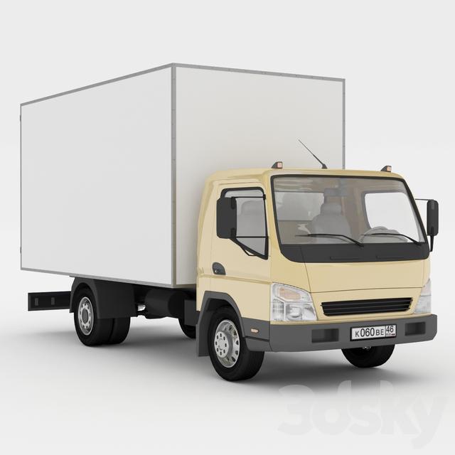Cargo van BAW Fenix 1044