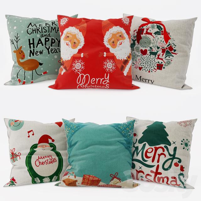 Decorative Pillows set 9