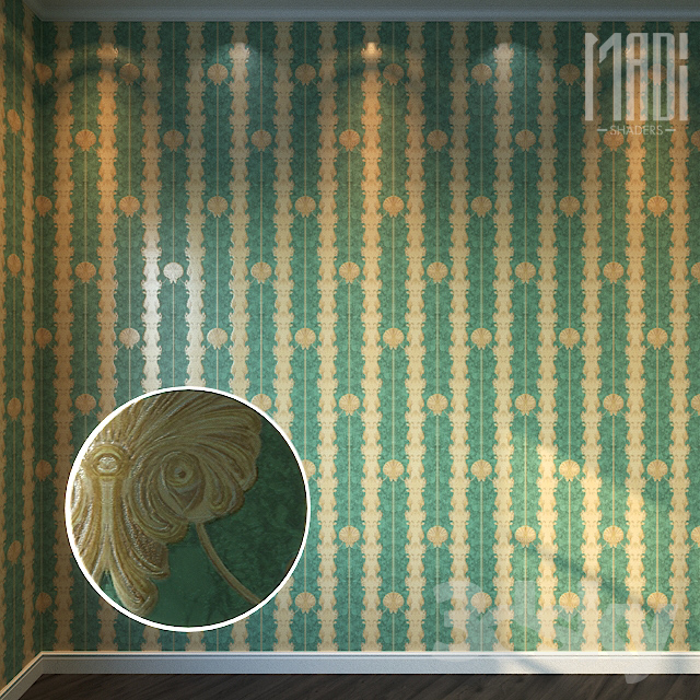 Wallpaper AS Creation 8934-13 - 12K Material