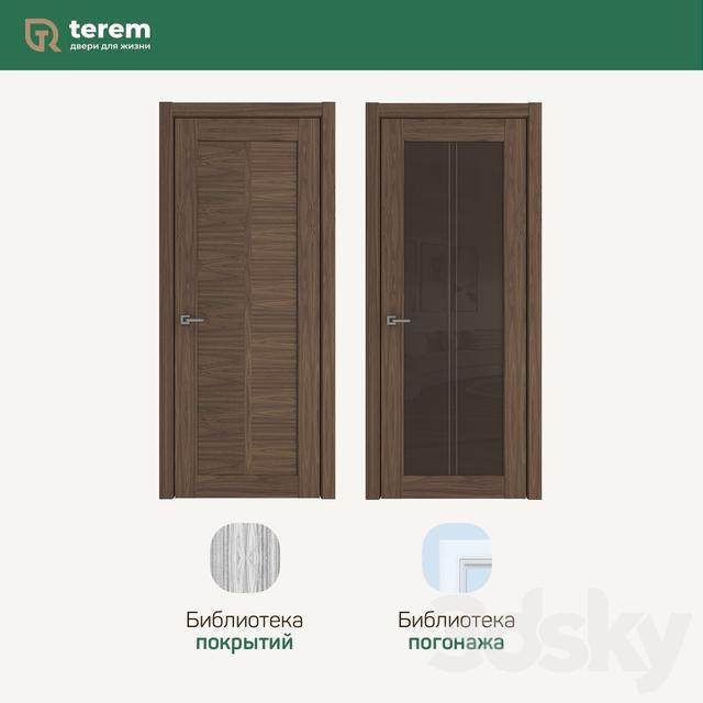 """Interior door factory """"Terem"""": model Stada / Stada11 (Standart collection)"""