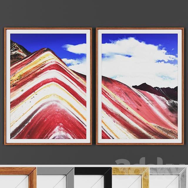 Picture frame set 00016-2