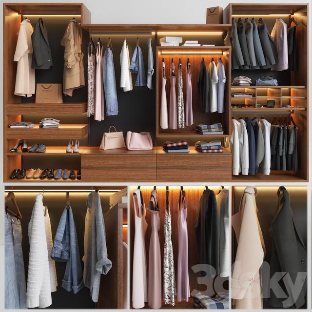 Wardrobe Presotto Wardrobe