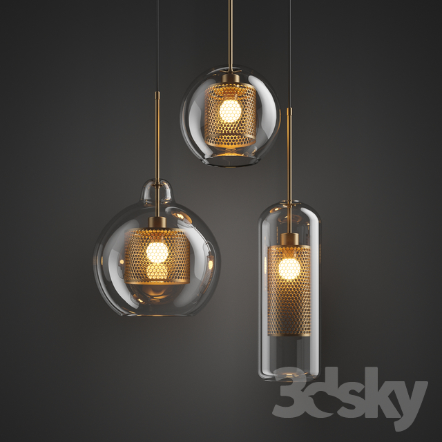 Models Ceiling Light Tudo Co Chiswick Gl Pendant