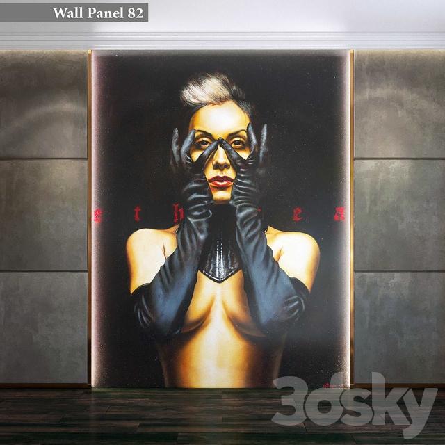 Wall Panel 82