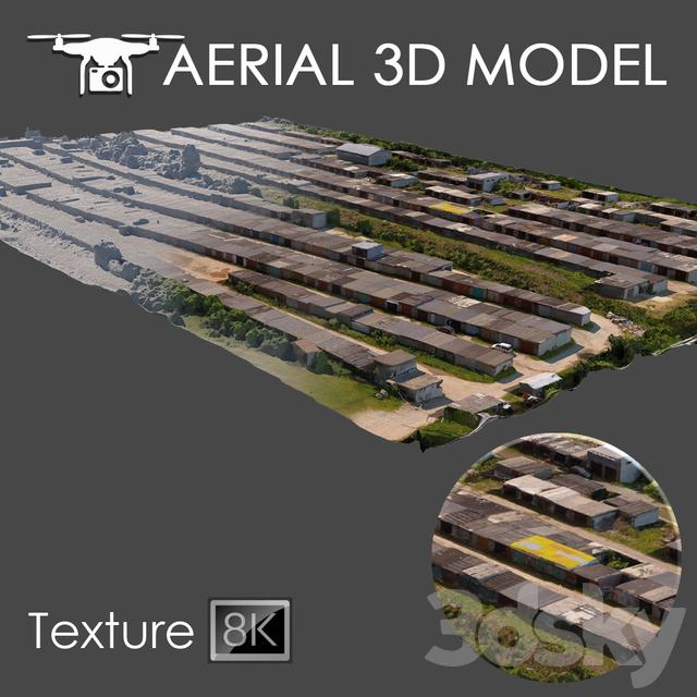 Aerial scan 2