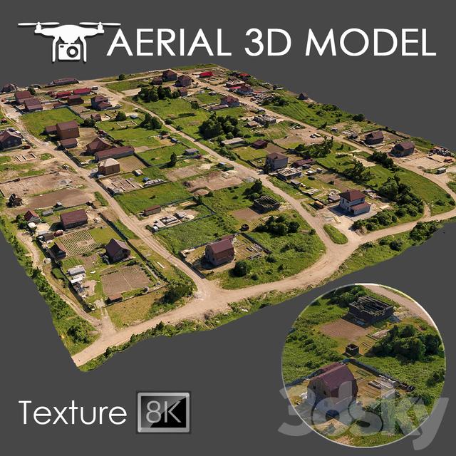 Aerial scan 11