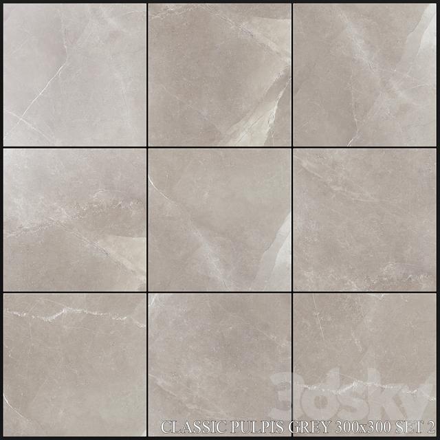 Yurtbay Seramik Classic Pulpis Gray 300x300 Set 2