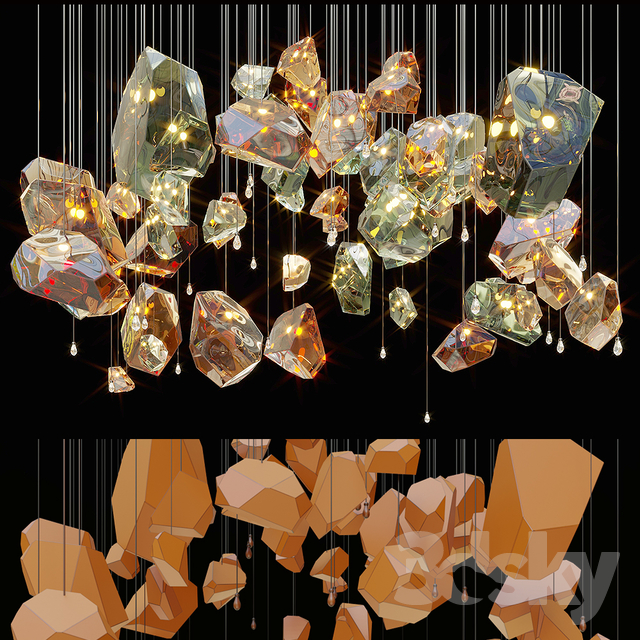 Chandelier Light Vargov