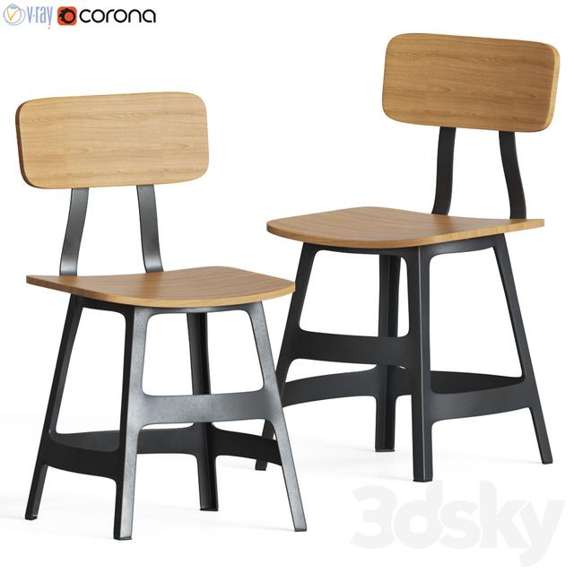 Yardbird chair seandix