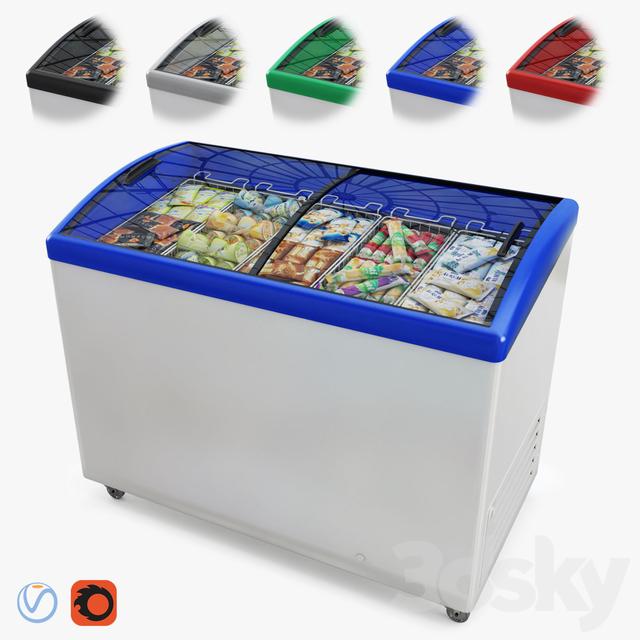 Juka freezer