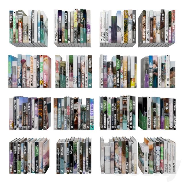 Books (150 pieces) 1-2-17-1