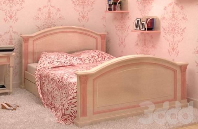 кровать  ferretti&ferretti