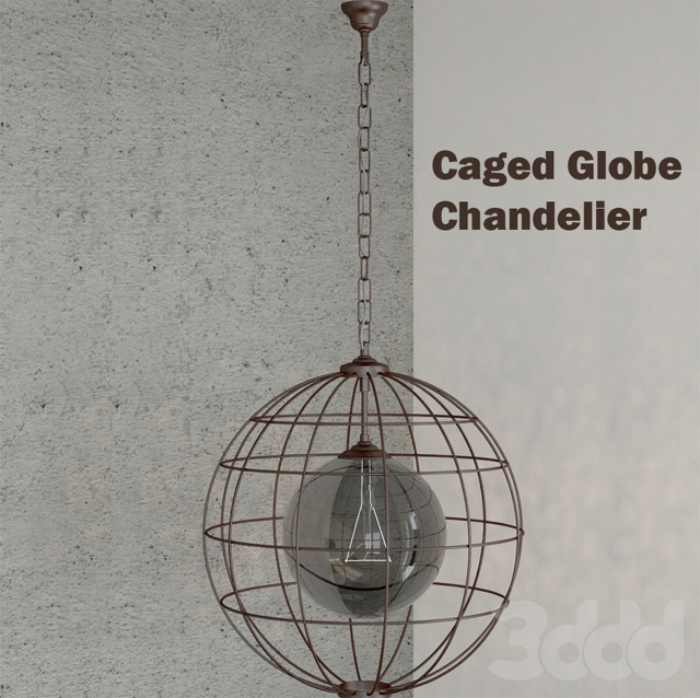 Halo / Caged Globe