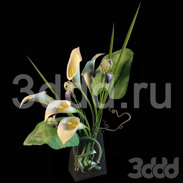 DDD FLOWERS