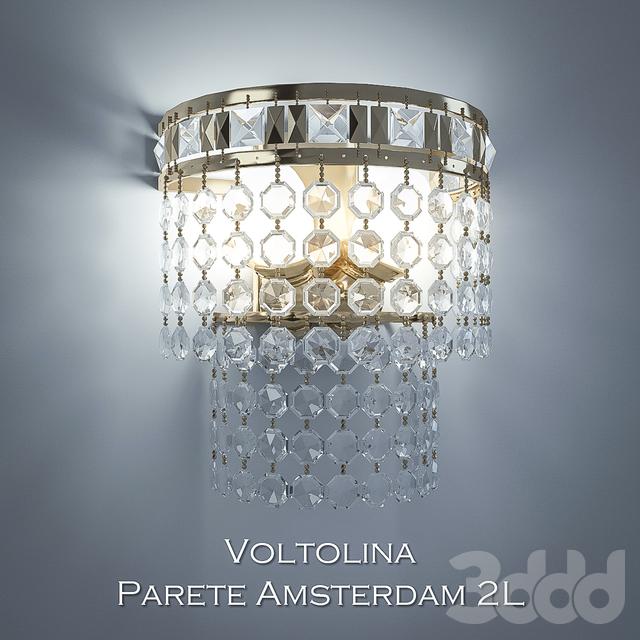 VOLTOLINA Parete Amsterdam 2L