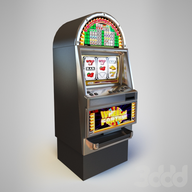 3d bmw slot machine