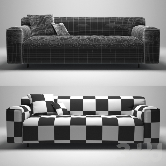 3d rolf benz grata. Black Bedroom Furniture Sets. Home Design Ideas