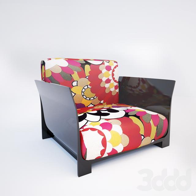 Kartell Pop Duo кресло