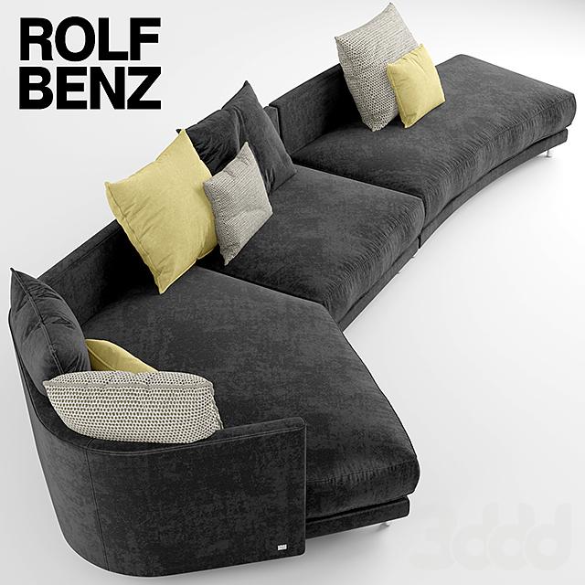 3d rolf benz onda. Black Bedroom Furniture Sets. Home Design Ideas