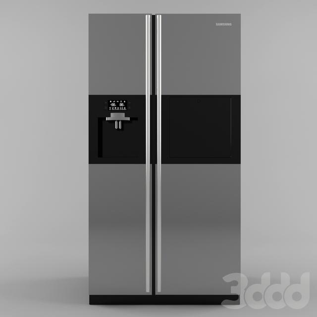 Side-by-side холодильник SAMSUNG RSH5ZLMR
