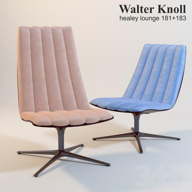 Walter Knoll Healey Lounge  181+183