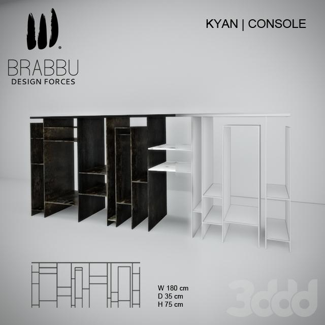 KYAN | CONSOLE