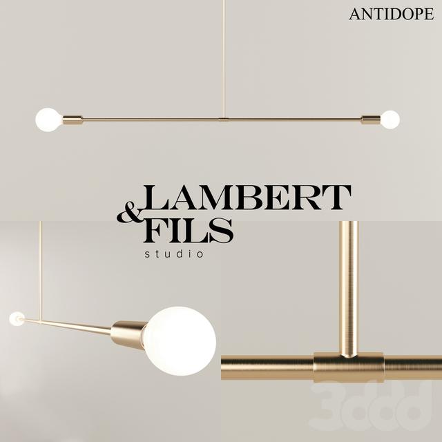Lambert & Fils Antidope Lamp