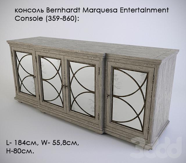 консоль Bernhardt Marquesa Entertainment Console (359-860)