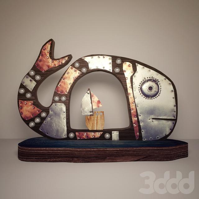 Рыба декоративная