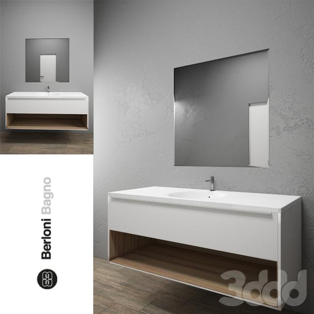 3d berloni bagno manhattan 3 for Berloni bagno