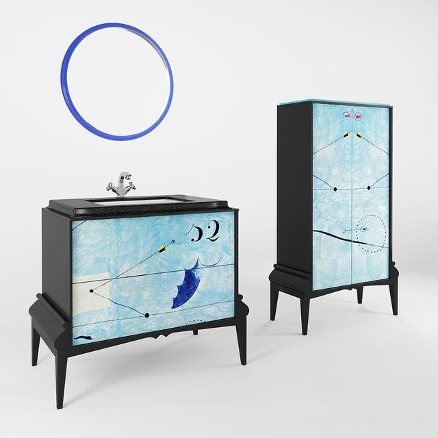 MIRO MOBILI, зеркало  тумба,шкаф , коллекция MIRO