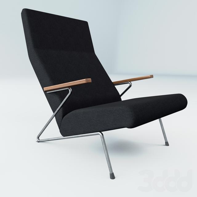 Rare Koene Oberman Lounge Chair