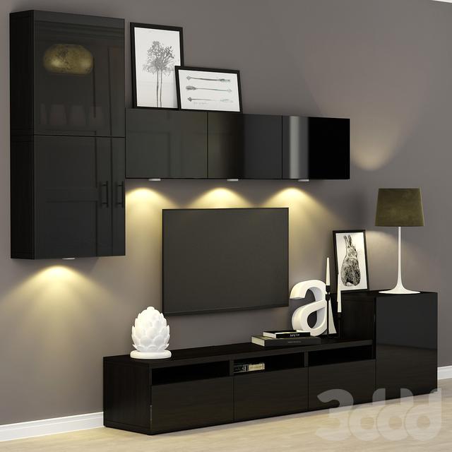 мебель для тв и мультимедиа фото