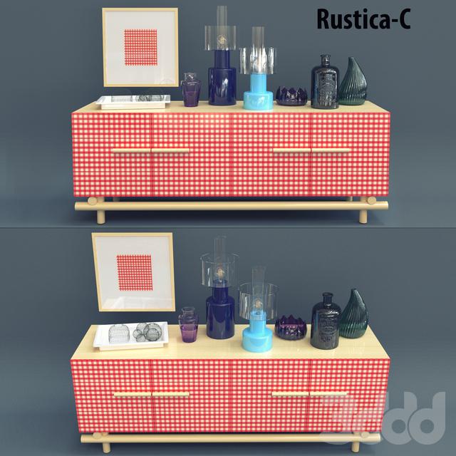 Комод Emmemobili Rustica-C