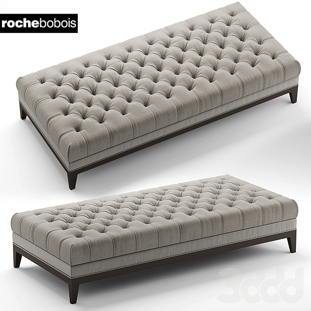3d pouf fauteuil epoq roche bobois. Black Bedroom Furniture Sets. Home Design Ideas