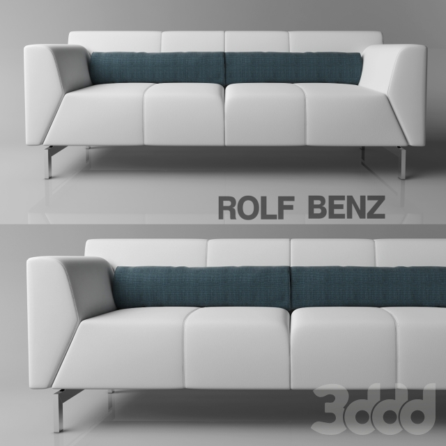 3d rolf benz linea. Black Bedroom Furniture Sets. Home Design Ideas