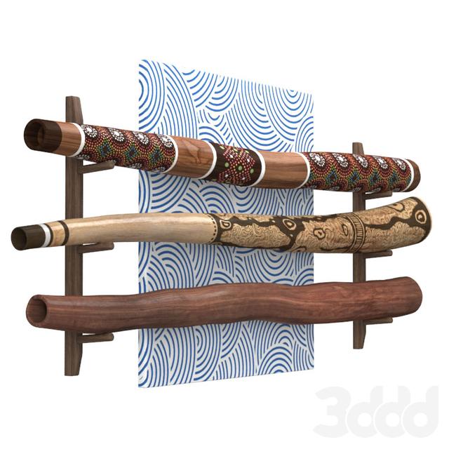 Музыкальные инструменты австралии