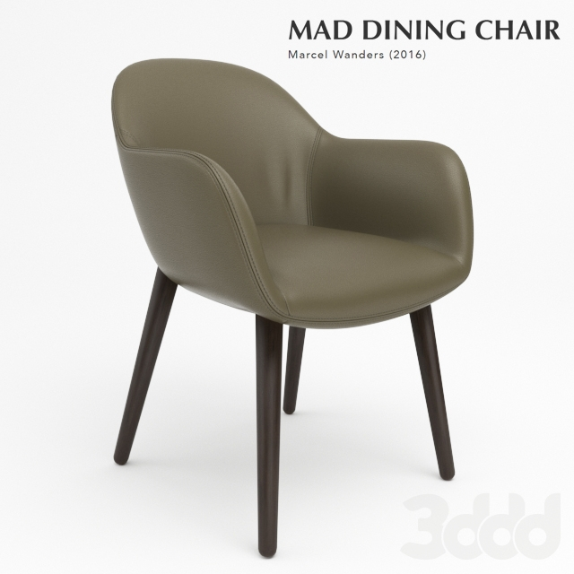 Dining Chair Trends For 2016: Poliform Mad Dining Chair 2016