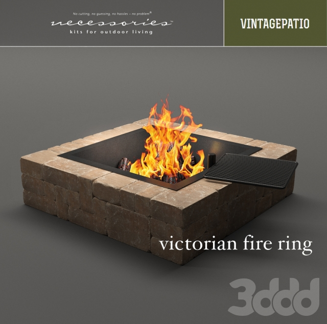 Victorian fire ring