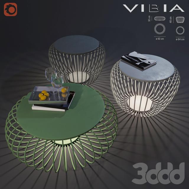 Уличный светильник VIBIA MERIDIANO 4710 / 4715