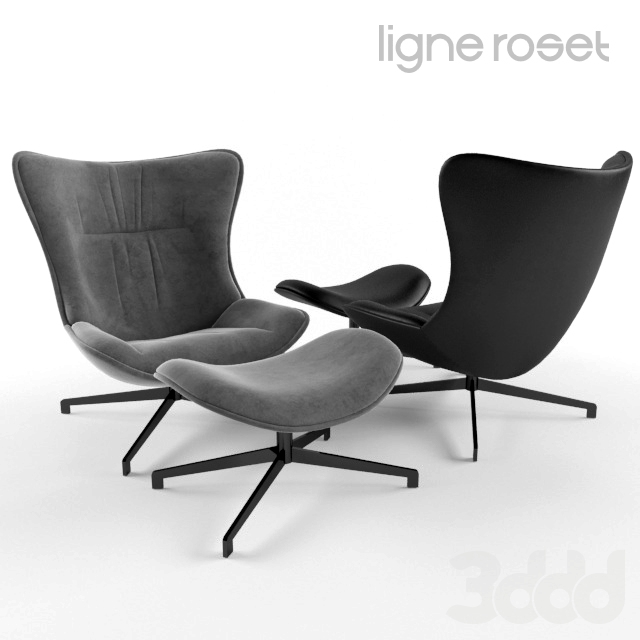 3d amy ligne roset. Black Bedroom Furniture Sets. Home Design Ideas