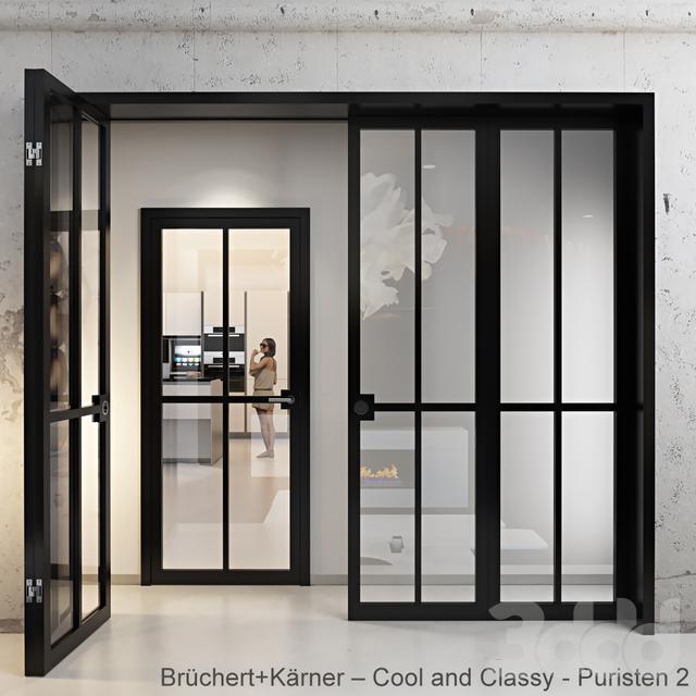 3d br chert k rner cool and classy puristen 2 2. Black Bedroom Furniture Sets. Home Design Ideas