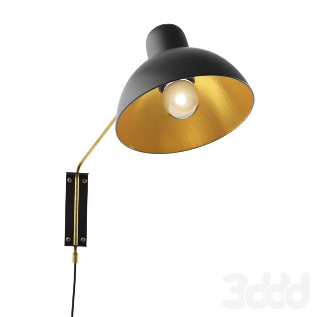 lambert&fils waldorf wall light