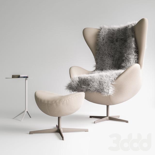 3d модели: Кресла