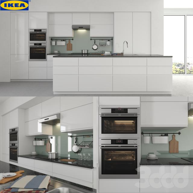 3d ikea voxtorp. Black Bedroom Furniture Sets. Home Design Ideas